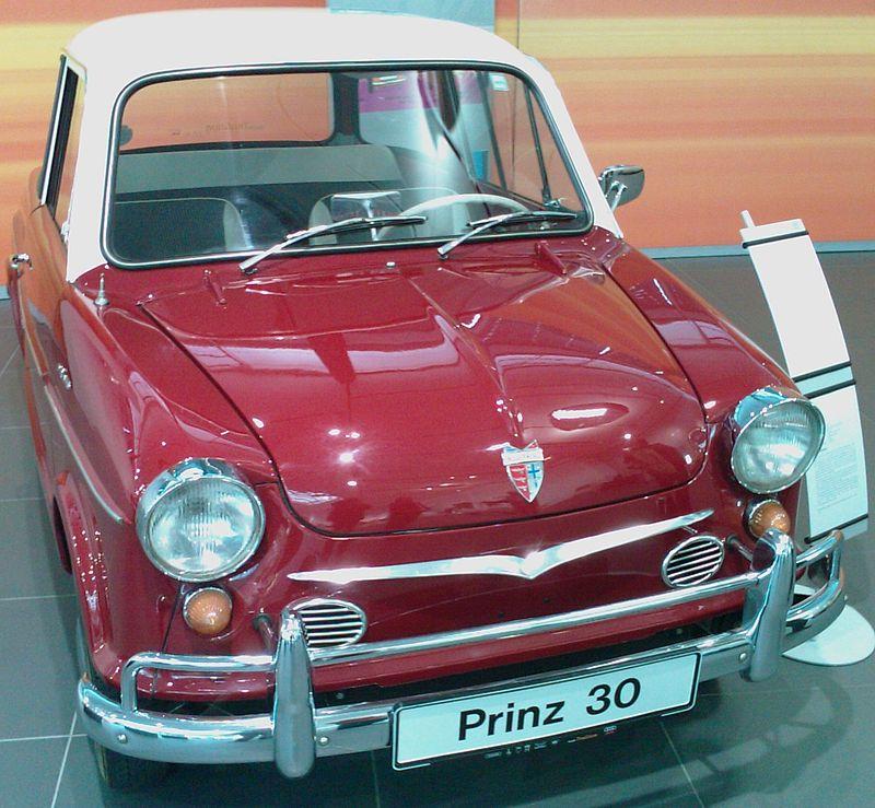 1958 NSU Prinz 30 (Audi Forum Neckarsulm)