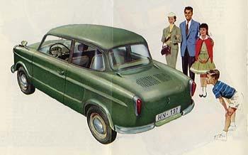 1958 nsu prinz I