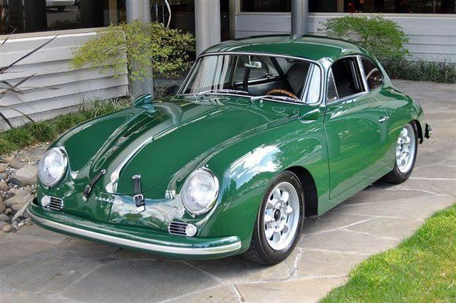 1958 Porsche 356 A Outlaw