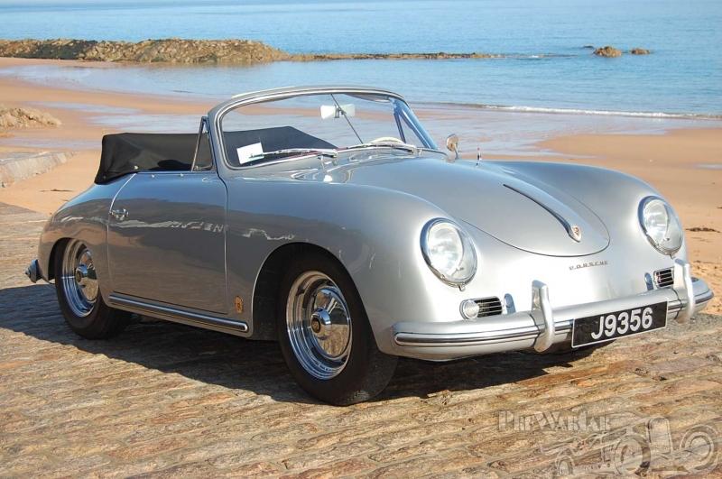 1958 Porsche 356A Super Cabriolet