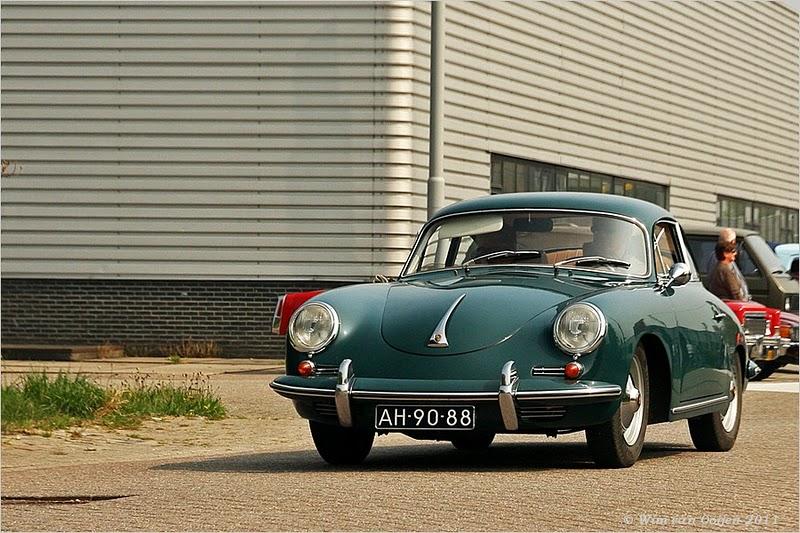 1958 Porsche 356C