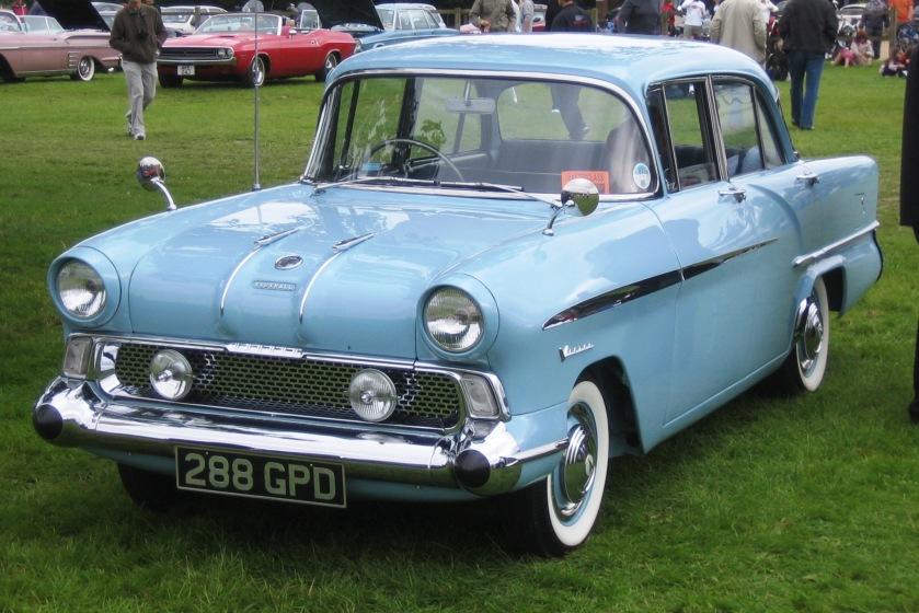 1958 Vauxhall Victor FA