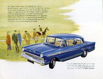 1958 Vauxhall Victor