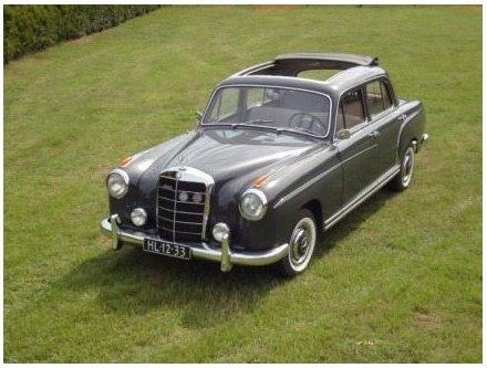1959-64 Mercedes-Benz 220 S HL-12-33