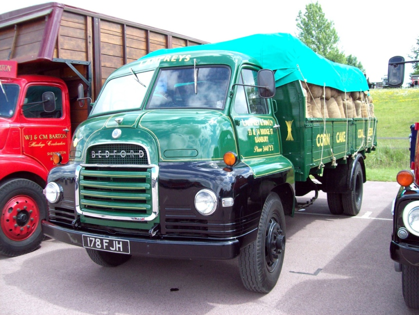 1959 Bedford C Type Dropside Registered 178 FJH