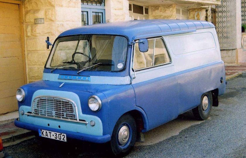 1959 Bedford CA Van