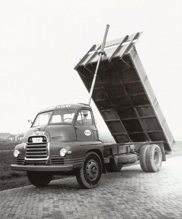 1959 bedford de korte