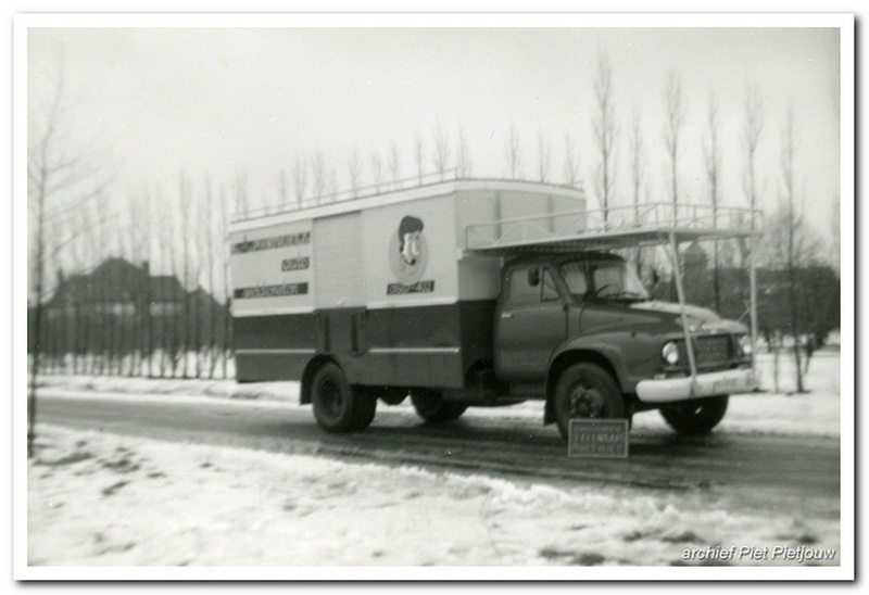 1959 Bedford v Poortvliet Oud Vossemeer
