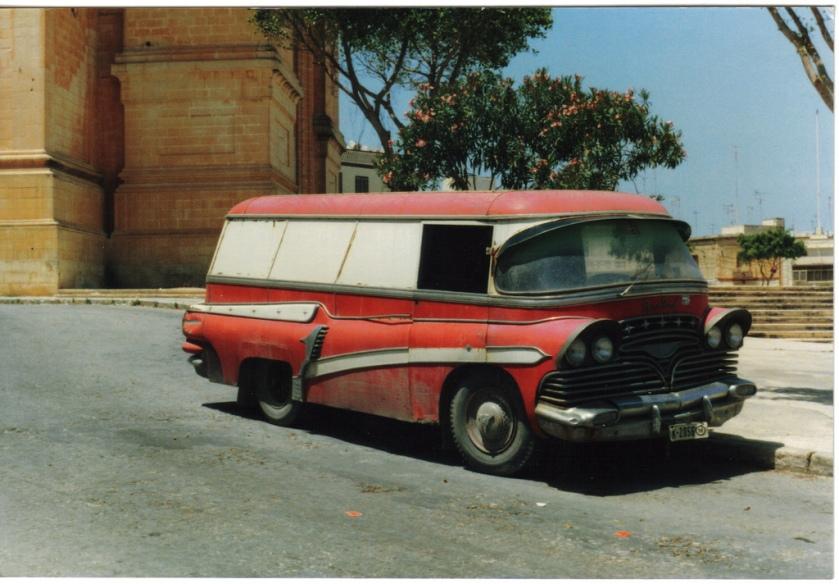 1959 Bedford Van Malta