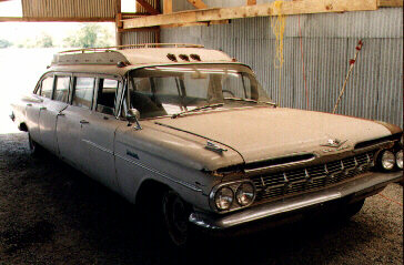 1959 Chevy Biscayne Airport Stretch