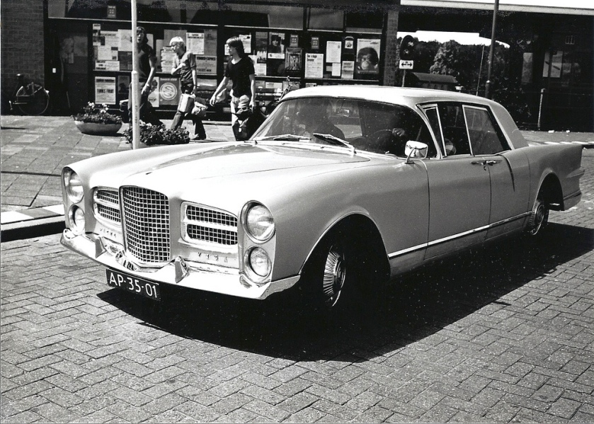 1959 Facel Vega Excellence AP-35-01
