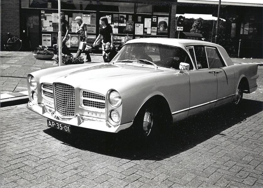 1959 Facel Vega Excellence AP-35-01
