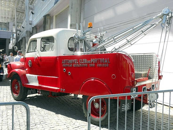 1959 Hanomag AL28, 4x4 portugal