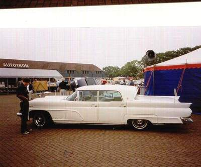 1959 Lincoln Continental Mark IV (2)