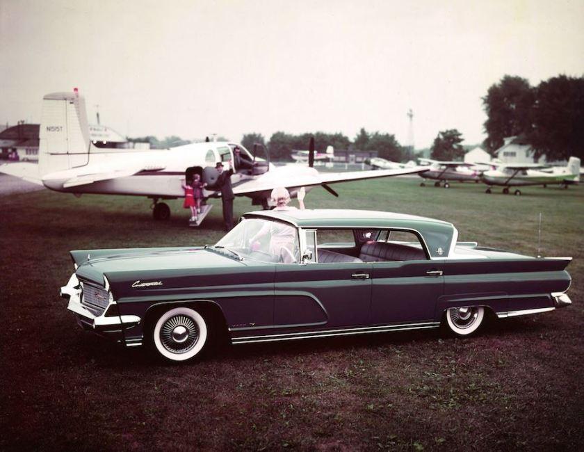 1959 Lincoln Continental Mark IV Landau