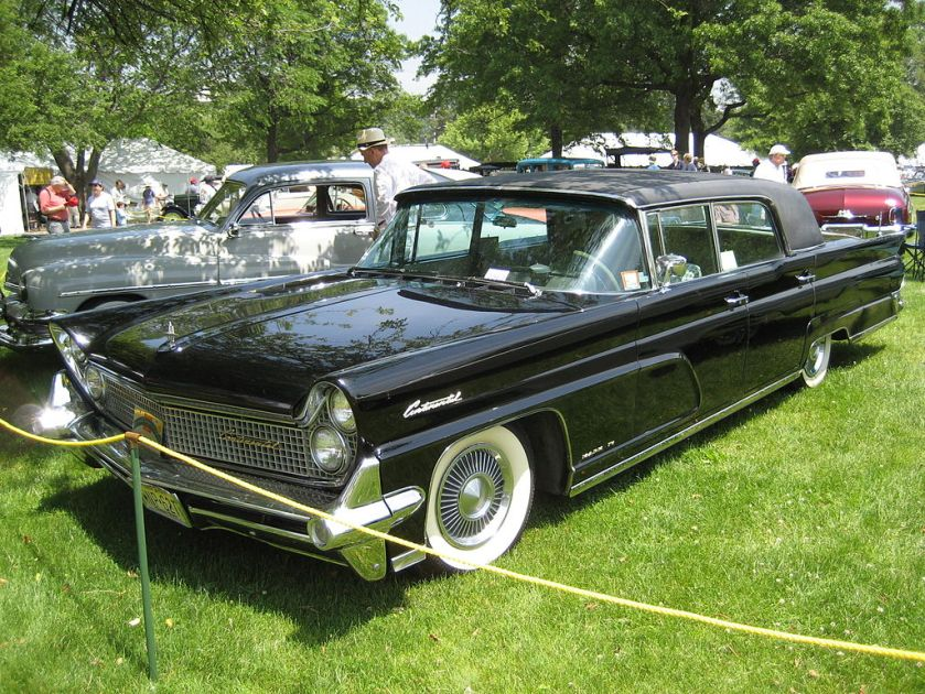 1959 Lincoln Continental Mark IV Town Car