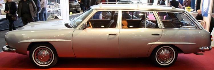 1959 Mercedes-Benz 190 SLT
