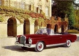 1959 Mercedes-Benz 220 SE Cabriolet
