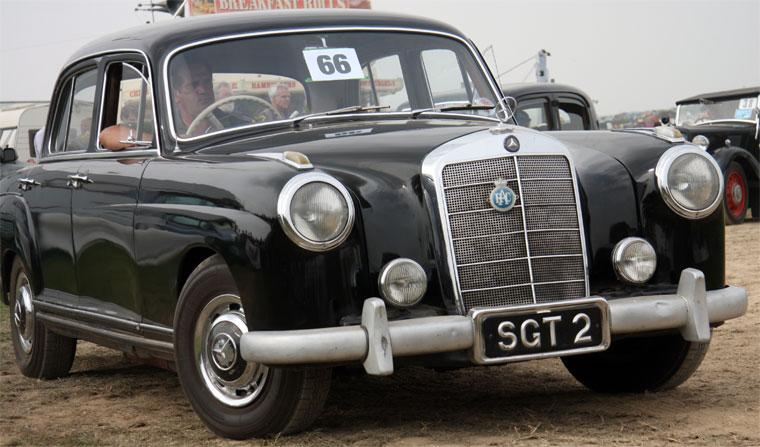 1959 Mercedes-Benz SGT 2