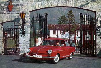 1959 nsu sport prinz coupe