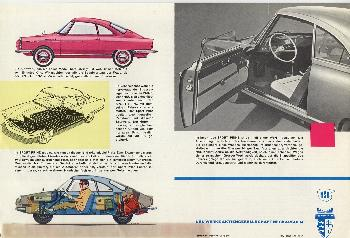 1959 nsu sport prinz II