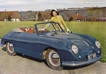 1959 porsche 356-spijlcabrioa