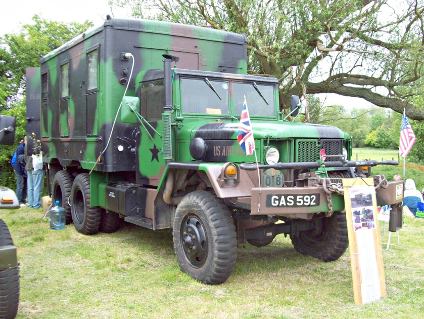 1959 Reo M-109-A2 Truck-Motorhome