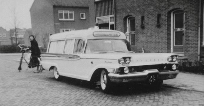 1959 Visser Mercury Parklane 1959.
