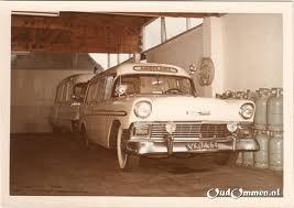 1959 VK-74-64 Chevrolet Bel Air ziekenvervoer