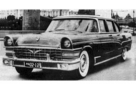 1959 ZIL 111
