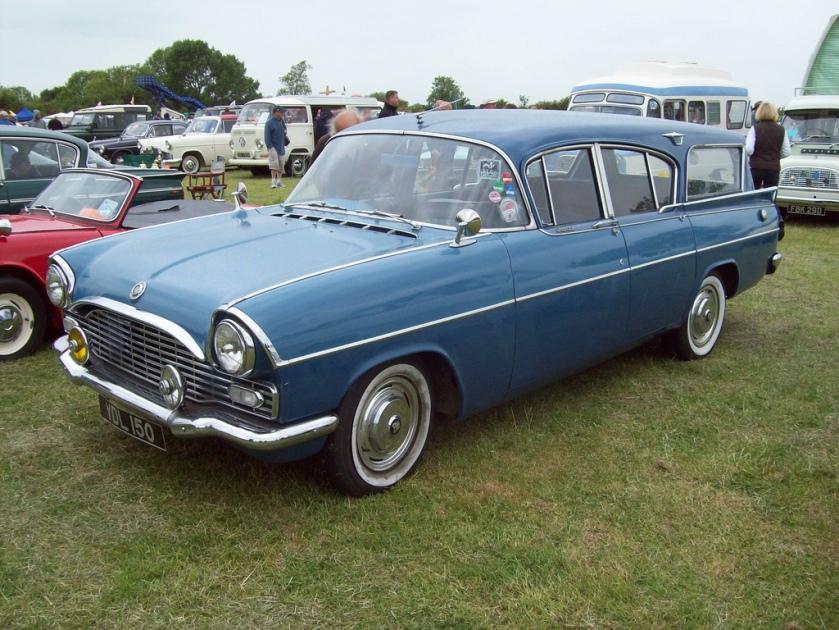 1960-62 Vauxhall Cresta PADX Friary Estate