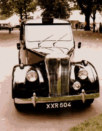 1960 Beardmore mark VII Taxi