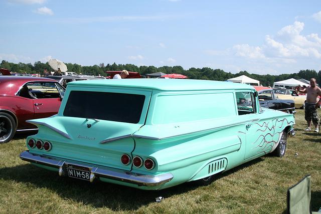 1960 Chevrolet 1960 Hearse