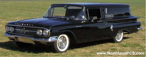 1960 Chevrolet Service Car
