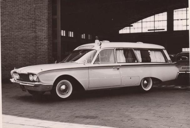 1960 Ford Fairlane 1960