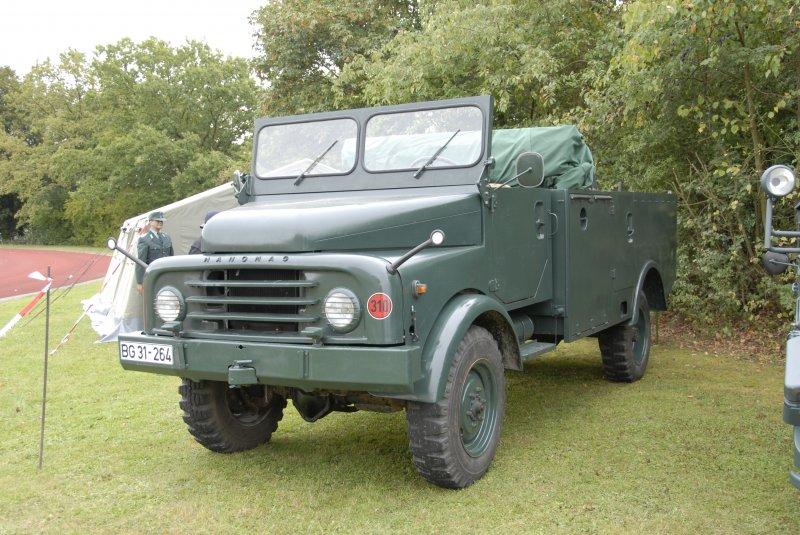 1960 Hanomag AL 28