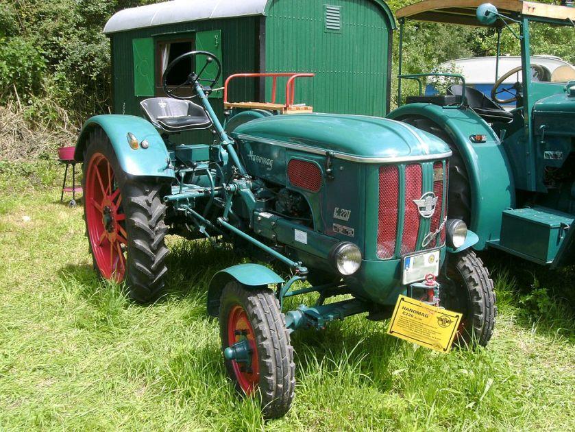 1960 Hanomag C220