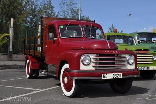 1960 Hanomag Freightliner Colimbia