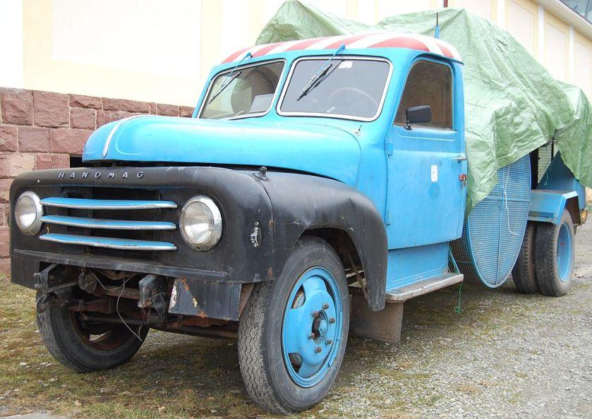 1960 Hanomag L 28
