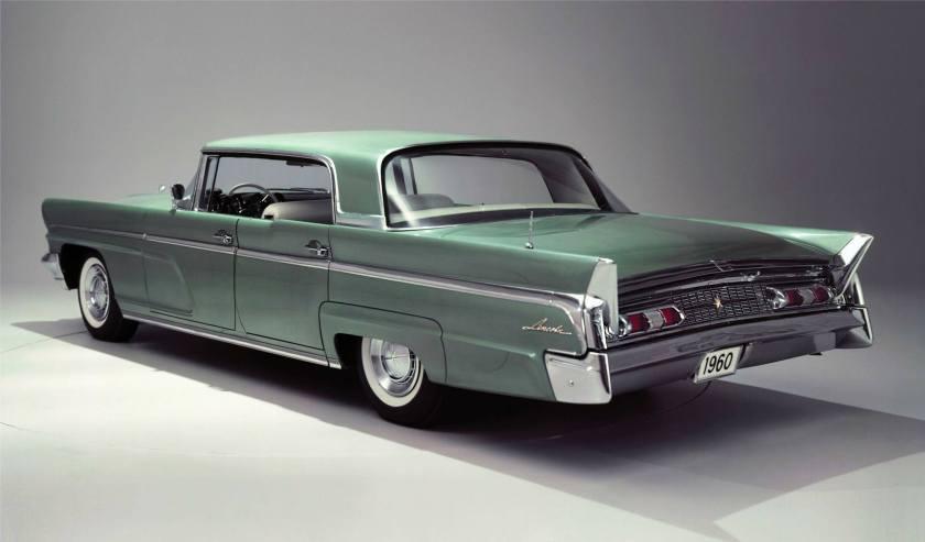 1960 Lincoln Premere Landau