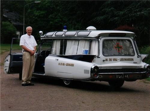 1960 MartindeVrij.Cadillac CypreslaanAssen