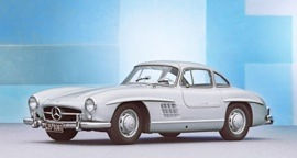 1960 Mercedes-Benz 300SL Gullwing