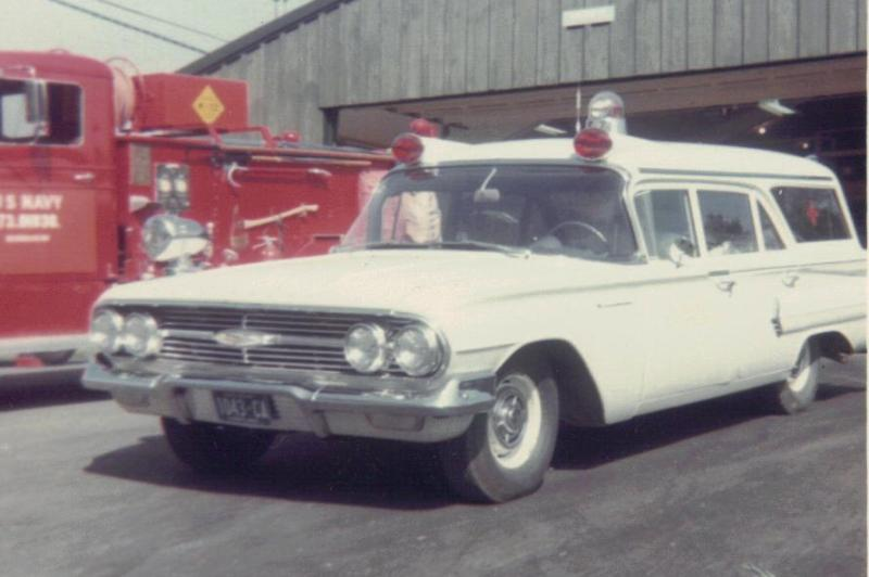 1960 National Chevrolet