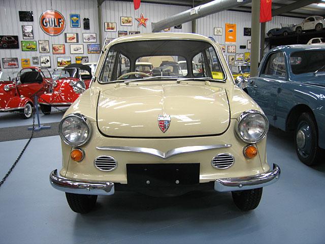 1960 NSU Prins III