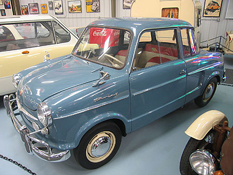 1960 NSU Prinz III (D)