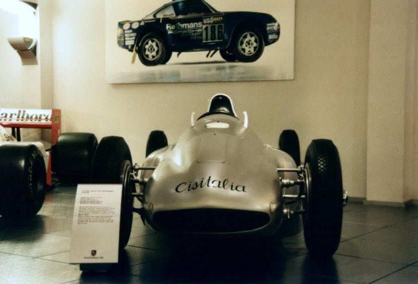 1960 Porsche 360