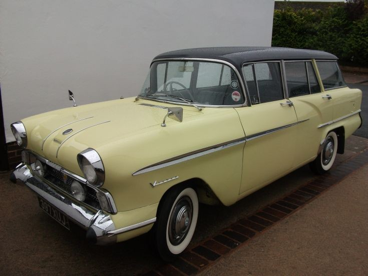 1960 Vauxhall Victor Estate