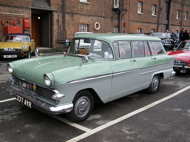 1960 Vauxhall Victor F type Saloon