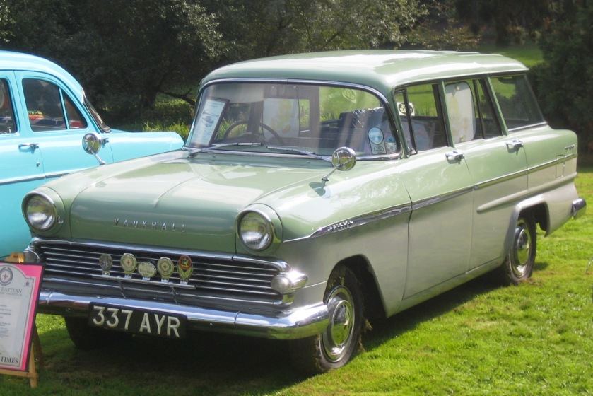 1960 Vauxhall Victor FA Estate