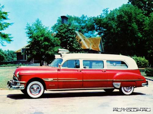 1961 Ambulance Chevrolet RW